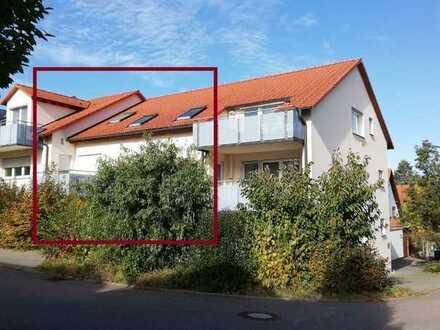 Helle, mit viel Licht durchflutete 3 Zimmerwohnung in einem angenehmen 6- Familienhaus
