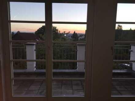 Gemütliche 1-Raum Wohnung mit großem Balkon !!