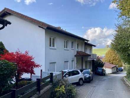 Nahe Weinheim - Preiswerte 5-Zimmer-Wohnung mit Balkon und EBK in Abtseinach
