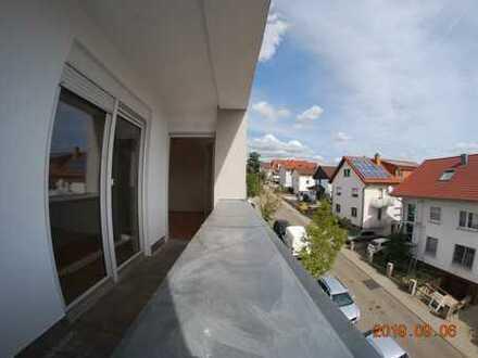 Sonnige, Süd/Ost Wohnung, 2.OG mit Blick, Balkon inkl. Tiefgarage, Keller