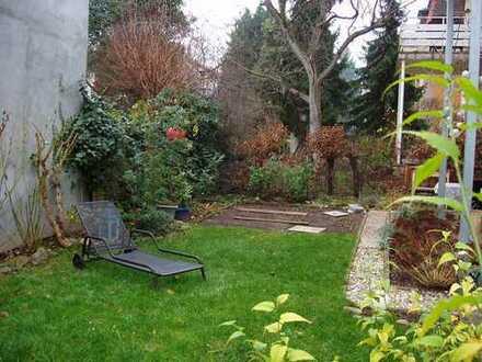 Feudenheim, Frühling im eigenen Garten