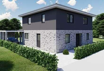 RESERVIERT- Modernes Cubushaus in zentraler Lage von Varel - Provisionsfrei -
