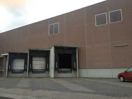 Zentrale Lager- und Produktionsflächen in Frankfurt-Innenstadt