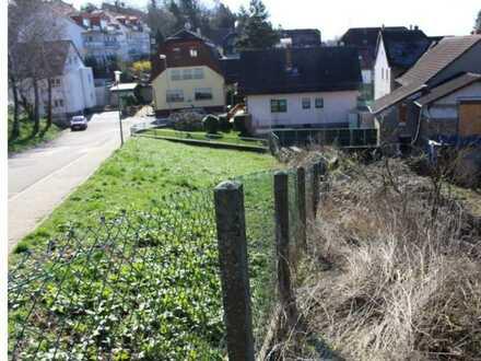 Baugrundstück in Leimen-Gauangelloch zu verkaufen