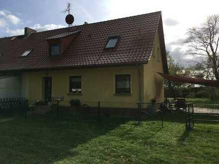 Doppelhaushälfte mit vier Zimmern in Havelland (Kreis), Paulinenaue