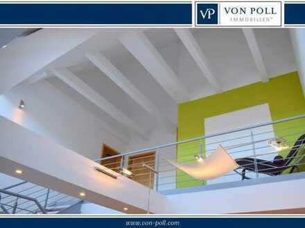 So individuell wie Sie! Loft-Feeling in Dachgeschoss ETW an der Ruhr