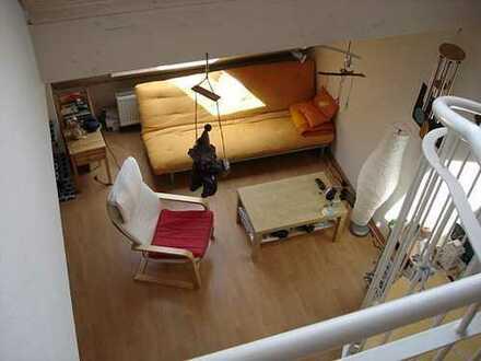 Helle 3-Zimmer-Maisonette-Wohnung