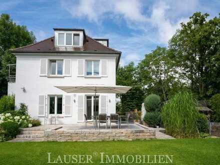 Wunderschönes Einfamilienhaus mit Garten in Stuttgart-Sonnenberg