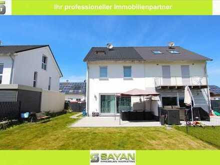 SAYAN Immobilien - Familien olé - Tolle Doppelhaushalte in Hürth-Fischenich -