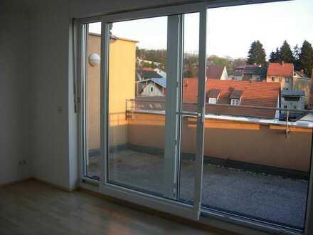 Helle, moderne 2 Zi Dachgeschosswohnung
