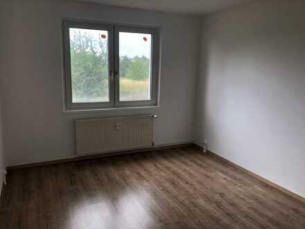 Günstige 2-Zimmer-Terrassenwohnung mit Balkon in Rollwitz