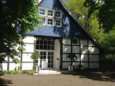 Ein Mix aus historischen Charm und modernen Elementen - Restauriertes Fachwerkhaus mit Pool!