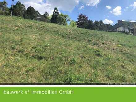 Ihr Logenplatz in schöner Aussichtslage von Rottweil-Neufra: Bauplatz ohne Bauzwang