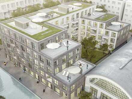 Geräumige Eigentumswohnung mit Loggia nahe der Donau in Top-Lage