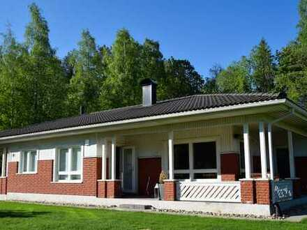 Schönes, geräumiges Haus mit vier Zimmern in Savonlinna