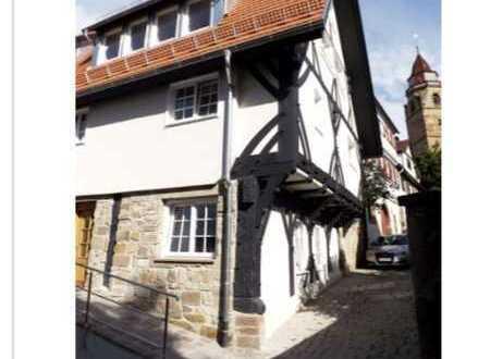 Stilvolle, sanierte 2-Zimmer-EG-Wohnung mit gehobener Innenausstattung in Leonberg