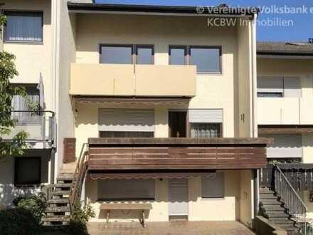 Renoviertes Reihenmittelhaus mit Balkon, Terrasse und Garten!