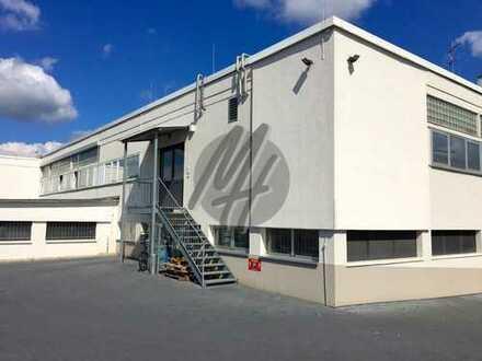 KEINE PROVISION ✓ LOFT-CHARAKTER ✓ Lager-/Service-/Büroflächen (900 m²) zu vermieten