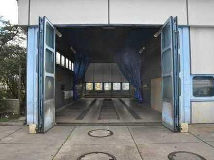 Werkstatt (ehem. Waschhalle) ca. 110 m² in Offenburg - zu vermieten