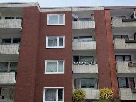 *PROVISIONSFREI* Renovierte 3 Zi. Wohnung mit Balkon in Gelsenkirchen