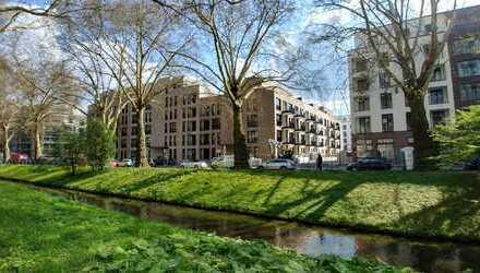 Neubau: 3-Zimmer-Wohnung m. Garten nahe Düsseldorf Arkaden in Bilk (Karolinger Höfe)