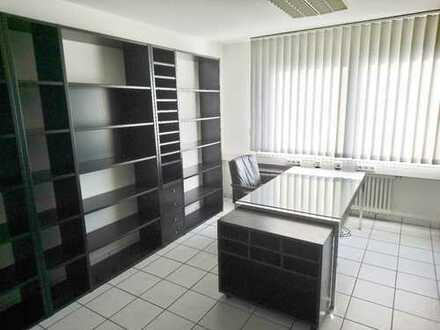 3-Raum-Büro mit Teeküche, WC und Archivkeller