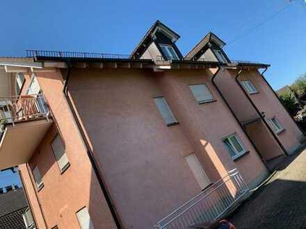Schön geschnittene 2 Zimmer Wohnung in Baden-Baden 60 m² mit Balkon inkl. Stellplatz zu verkaufen