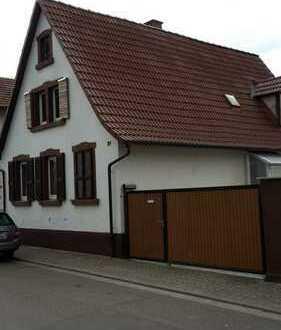 Ehemaliges Renovierungsbedüftiges Bauernhaus mit vier Zimmern in Germersheim (Kreis), Knittelsheim