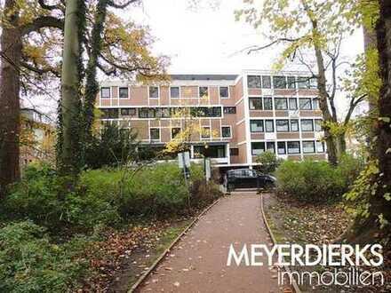 Gartenstraße - Schlossgarten: sanierte 3-Zimmer-Maisonette-Wohnung - fußläufige Nähe zur Innenstadt