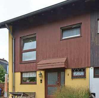 gepflegte Doppelhaus-Hälfte