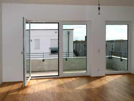 3-Zimmer-Wohnung in Regensburg, neuwertig mit Balkon und EBK