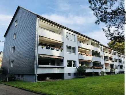Schicke Eigentumswohnung mit Balkon und Garage