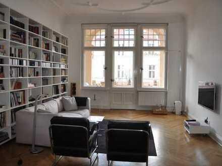 Schöne 5-Zimmer-Wohnung mit Balkon in Schöneberg, Berlin