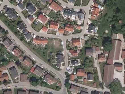 Baugrundstück für eine Doppelhaushälfte mit sonniger Südausrichtung in Hebertshausen