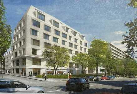 Stilvolle 4-Zimmer-Maisonette-Wohnung mit Terrasse und Gartenanteil in Maxvorstadt, München