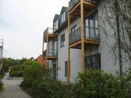 Teilmöblierte Wohnung mit 2 Balkonen in Top-Wohnlage!