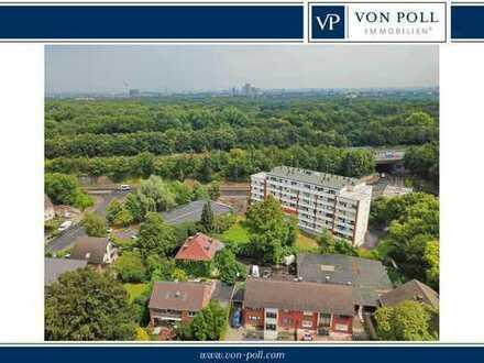 Großes Grundstück mit 2 Häusern und Lagerhalle vor den Toren Kölns