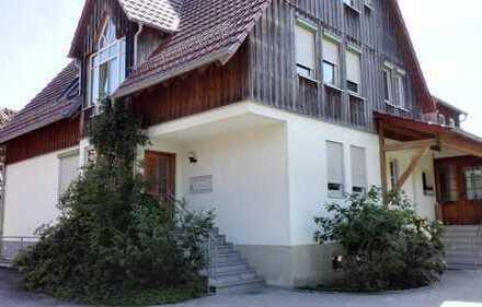 Helle drei Zimmer Wohnung in der Gemeinde Ilshofen