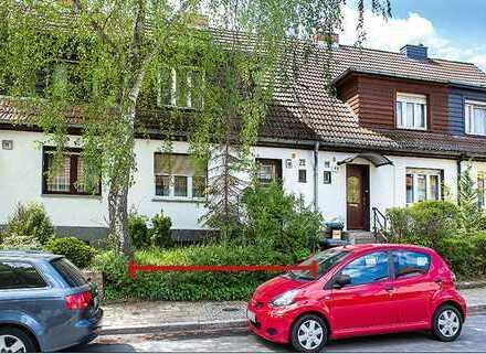 Vermietetes Reihenmittelhaus mit Garten in gepflegter, ruhiger Wohnsiedlung