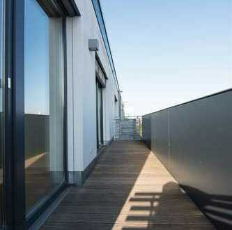 Sofort bezugsfrei: Moderne 4-Zimmer-Wohnung am Riedberg, Quartier Universität