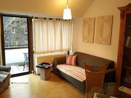 ImmoVerk bietet an:   Gut vermietete 2-Zimmerwohnung in bevorzugter Lage