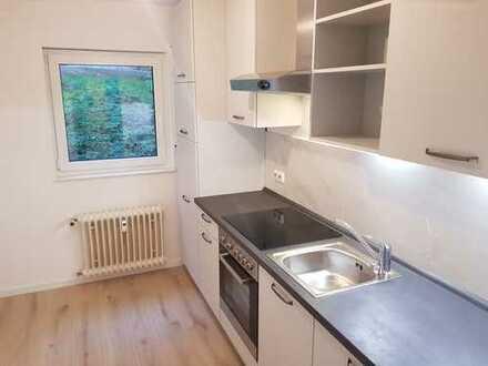 Renovierte 3-Zimmer-Wohnung mit Balkon und toller Aussicht in Bad Wildbad, inkl. Stellplatz