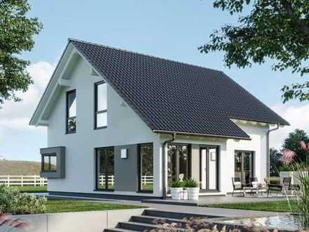 Starkes Haus – Starke Leistungen – inkl. Grundstück erschlossen