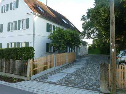 Erstbezug nach Kernsanierung: 4-Zimmer-Wohnung in Horgau