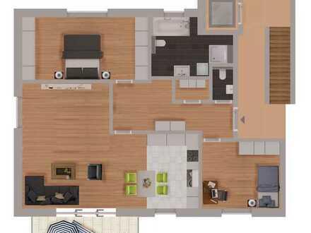 WHG 2 - Erdgeschoss