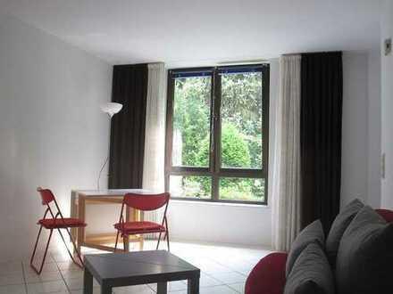 Gepflegte 1-Zimmer-Wohnung als Zweit-Wohnung in Krefeld Bockum