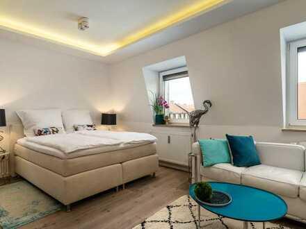 2 Zimmer Luxus-Wohnung mit TOP Rendite