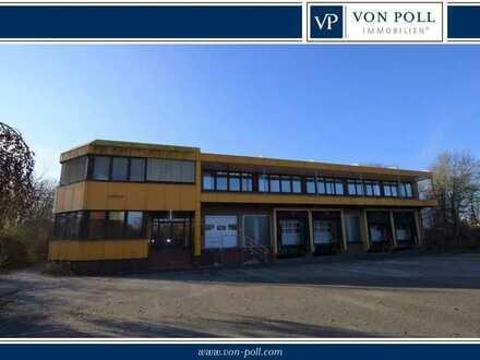 Gewerbeliegenschaft - Produktions-, Lager- und Büroflächen in Ansbach