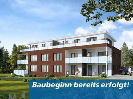 Mit Sicherheit ins neue Zuhause! *Neubauwohnung zum Wohlfühlen in Mettingen*