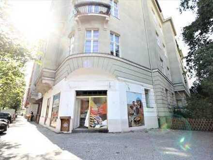Wilmersdorf: Konstanzer Str.: Einzelhandelsfläche in Ecklage, ca. 84 m² per SOFORT zu VERMIETEN